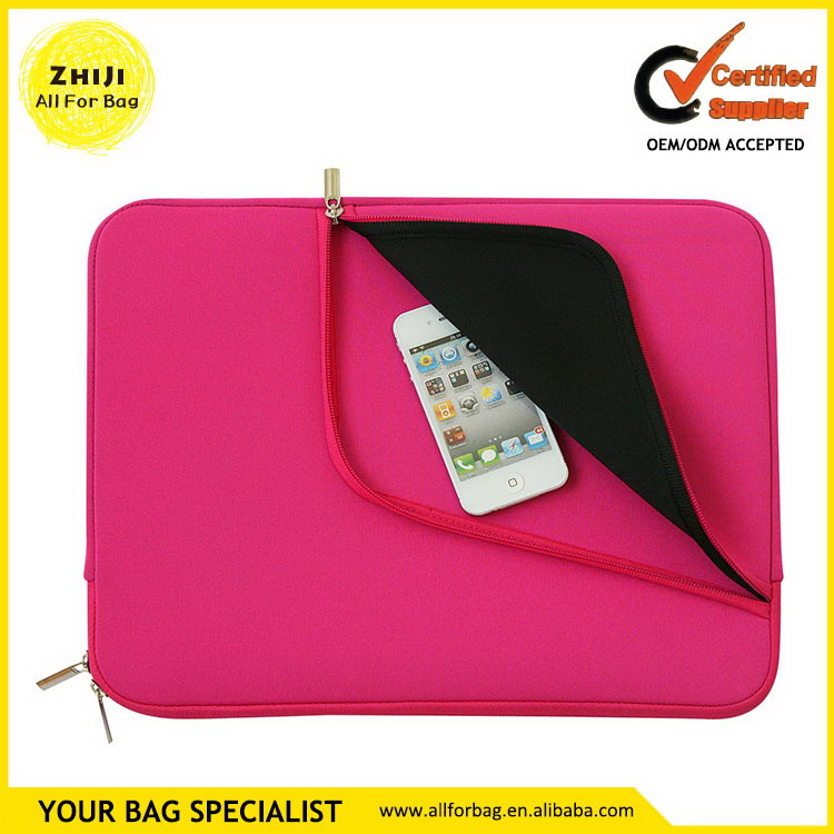 Unique computer cover bag 3mm soft waterproof gearmax custom printed neoprene laptop sleeve for ipad pro 9.7