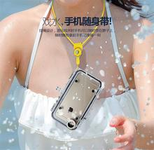 Extreme Action Sports Touch 170 Degrees Wide Angle Lens Waterproof Case for iPhone 5/6/6plus