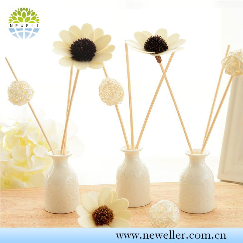 customized free sample fragrance rattan reed stick For Liquid Fragrance