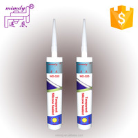 Anti Mildew RTV Silicone Sealant For Kitchen / Washroom With Middle Modulus
