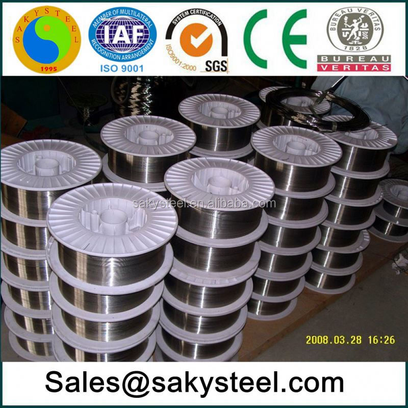 SS Wire ASTM A580