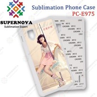 Cellphone Cover for Sublimation for LG E975 Optimus G