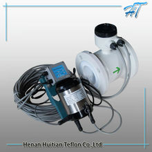 China super liquids flow meter with hot sale