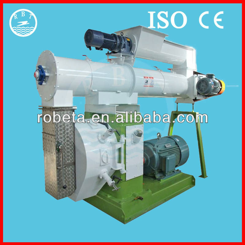 Hot Sale CE approved wood pellet briquettes making machine