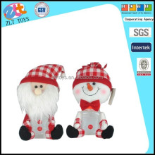 Santa Claus candy bottle, Christmas Snowman candy candy bottle bottle, the children like best