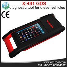 Easy for operation and reliable LAUNCH X-431 auto car opening scanner diagnostic machine for all cars