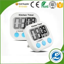 60 minute countdown timer santa claus design mechanical cooking timer plastic material kitchen timer