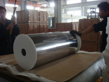 Strong and Thick Aluminum/Tin Foil Jumbo Roll with High-Tensibility