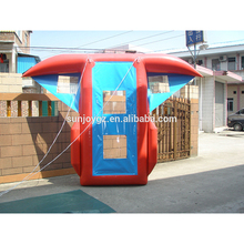 Cheap Price 4 person inflatable flying manta ray