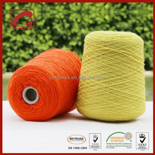 Consinee basic and fancy preme quality super soft yarn raw wool prices
