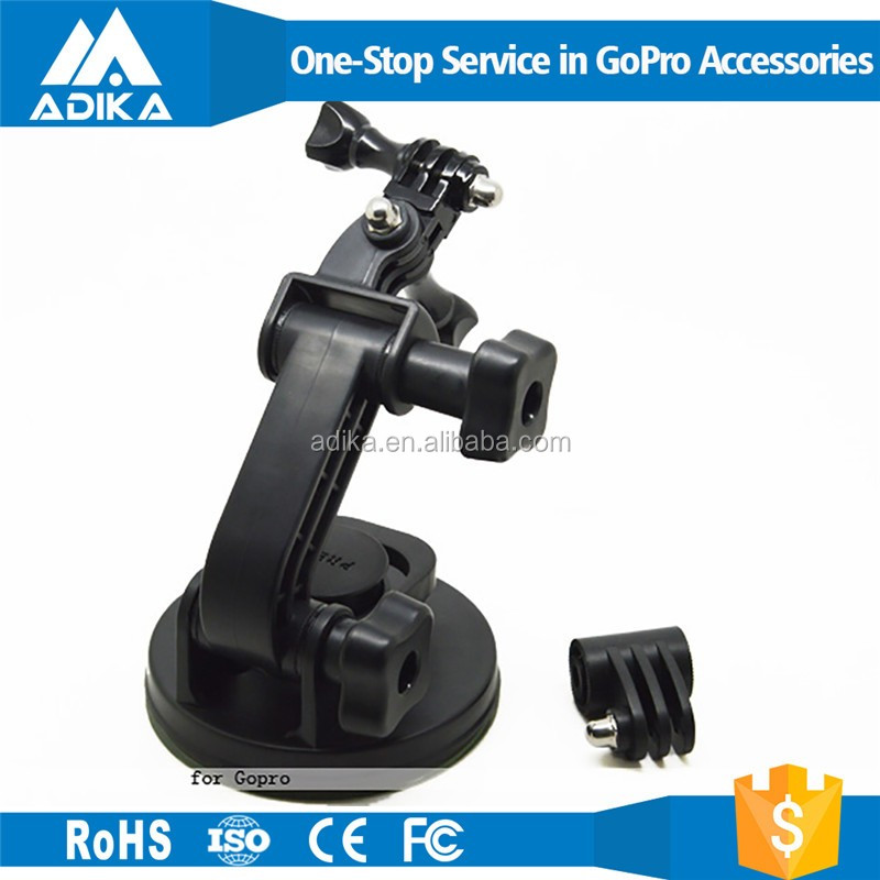 The same Suction Cup as the original for GoPro Hero 4 3+/3/2/1 GP106