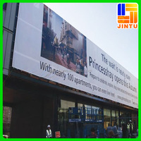 Large format printing services banners