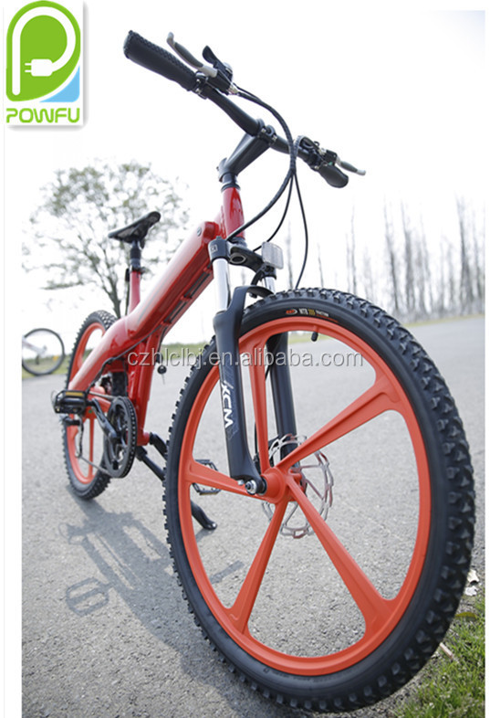 Flash 26' small order mountain bike new model electric bicycle 3
