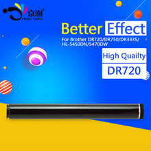 high quality Compatible DR720 OPC Drum for BROTHER DR720 DR750 DR3335 HL-5450DN 5470DW 6180DW MFC-8510DN printer