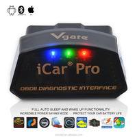 2017 Newest Super Power Saving Vgate iCar Pro Bluetooth 4.0 OBDII OBD2 Adapter Diagnostic Interface for Android iOS