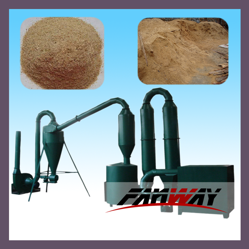 newest price air flow used sawdust dryer/2016 hot product
