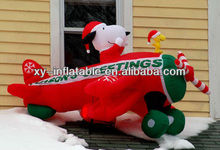 2013 inflatable dog decoration