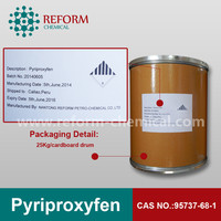 Pyriproxyfen 95%/98%TC,2%EW,10%SC,10%EC CAS NO.95737-68-1