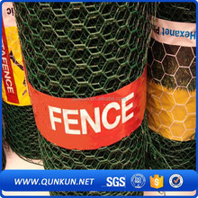 alibaba china factory&exporter galvanized hexagonal wire mesh for outdoor dog fence