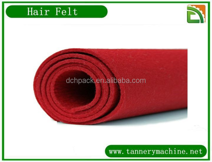 China manufacturer 1300*900mm wool felt seller