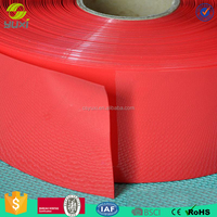 Clear PVC Thermo Heat Shrink Plastic Film For Bottle Packaging