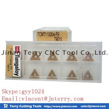 end mill cutter milling tool cut tool TUNGALOY TCMT110204-PS T9015