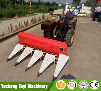 Walking Type Hand Rice Wheat Reaper Harvester Agricultural Cutting Tools for Sale
