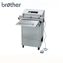 Brother DZ-600W Industrial Domestic Gas Nitrogen Flushing External Plastic Bag Leaf Vacuum Packer Packaging Sealing Machine