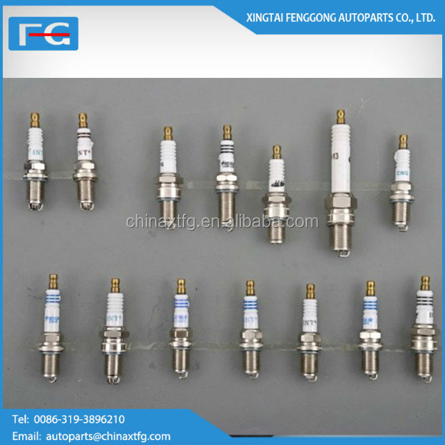 spark plug ES-BPR6 used 2 post car lift for famous car