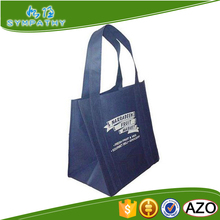 SGS Audit OEM recyclable non woven bag non woven tote bag