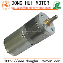 micro 12v 24V 25mm 37mm round DC Gear Motor For Robot