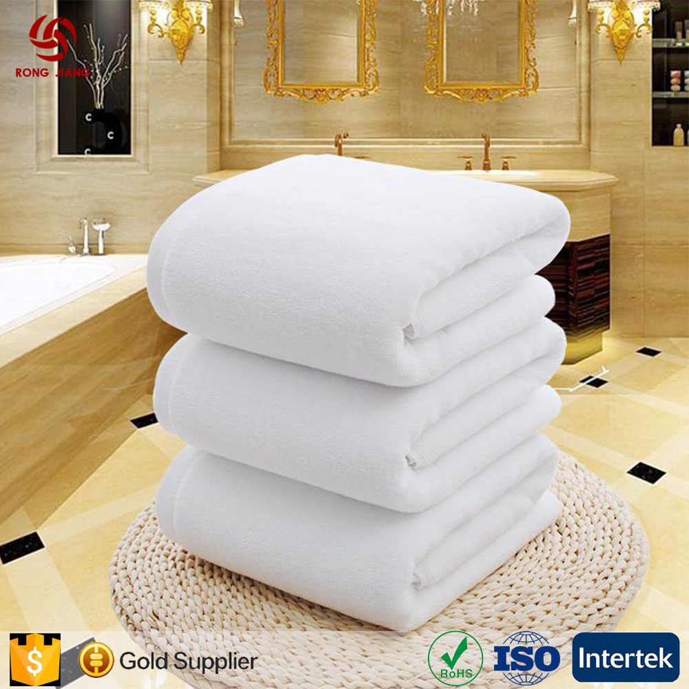 China factory direct sell 600g 16S high quality hotel white bath towels
