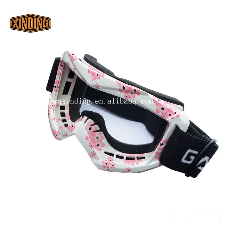 The Hot Motorcycle Classic Safety Dust Off Road Goggles