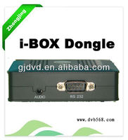 Nagra3 Ibox Decoder For South America