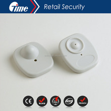 Anti Theft System for cloth eas 8.2Mhz RF Clothes Store Security Alarm Hard Tag for Clothing ONTIME HD2004c