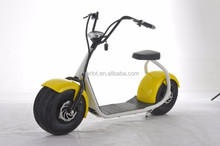 2017 2000w citycoco electric scooter with bluetooth/anti-theft/front and rear suspension
