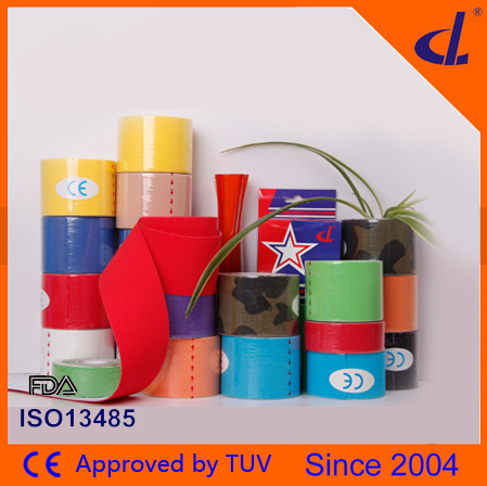 Pre cut muscle tape roll - muscle tape