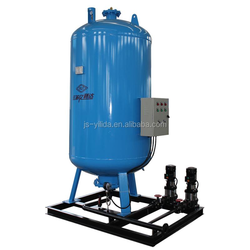 Booster Pump Control Constant Pressure Tank Water