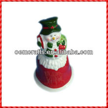 Hotsale brand new ceramic large snowman decorations
