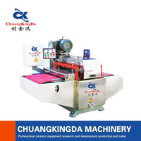 CKD-1-800 Single Shaft ceramic tiles continuous cutting machine/floor tile slitting machine/mosaic cutting equipments