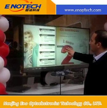Promotional high quality of Interactive Multitouch foil for samsung 40 led tv replacement screen
