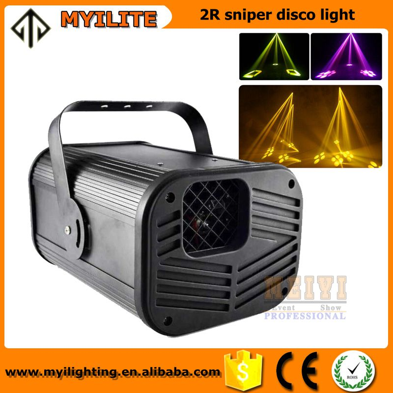 New disco effects dj lights beam spot elation sniper 2r stage lighting for bar club party