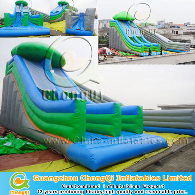 ultimate long slip and slide/slip n slide for adult