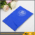 Plastic Pvc Transparent Clear Book Covers/Colored transparent clear PVC plastic book cover/Custom soft book cover