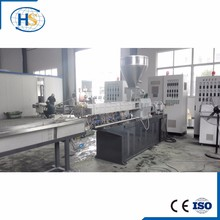 Professional Plastic Sheet Extrusion Machine for PP/PE/Twin Screw Recycle Plastic Granules Making Machine