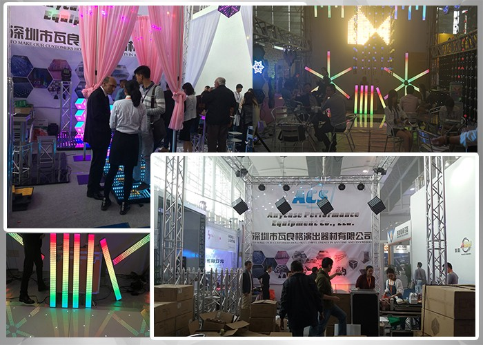Flashing Portable wedding club party light up starlit portable led dance floor