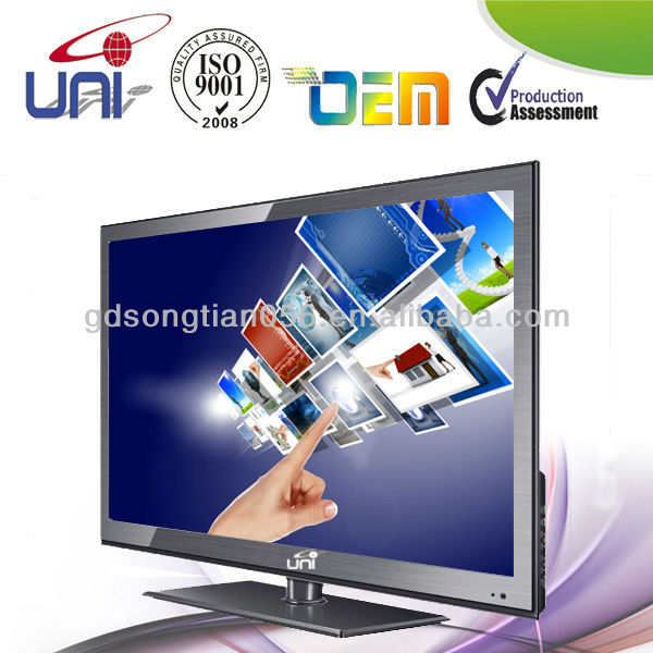 fashion 3D LED/LCD tv hot /Receptor+Wifi+Para+3D TV+3D GLASSES