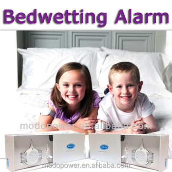 Lightest and Smallest Baby Bedwetting Alarm,Security enuresis alarm for boys and girls