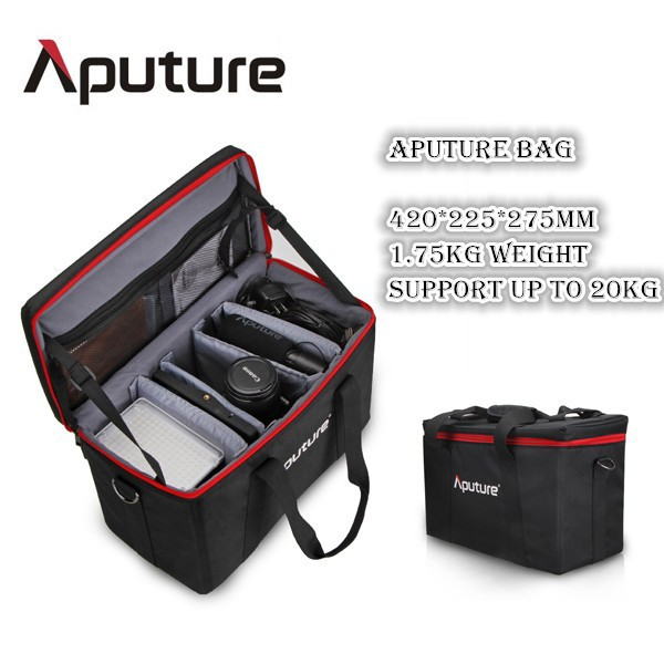 Aputure Heavy duty Photography Video Studio Lighting Bag