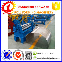 Corrugated Crimp Roofing Sheet Curving Machine